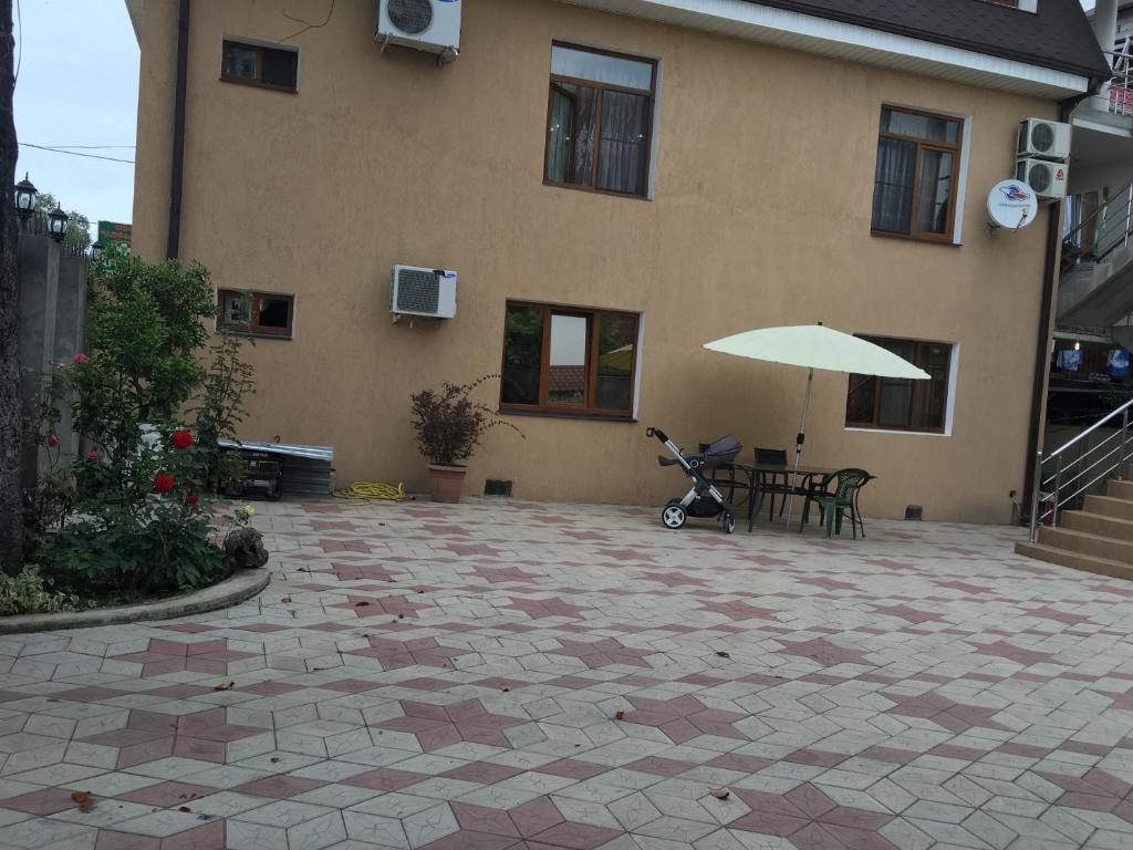 Гостевой дом на Абазгаа 25, Гагра, Абхазия