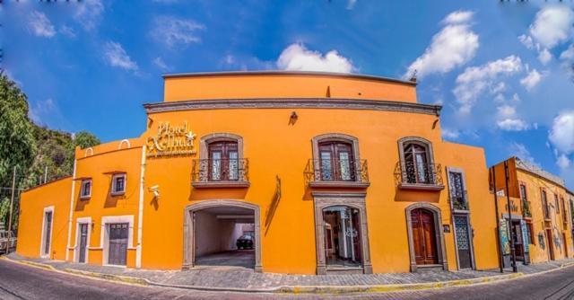 Отель Hotel Boutique Xelhua, Чолула