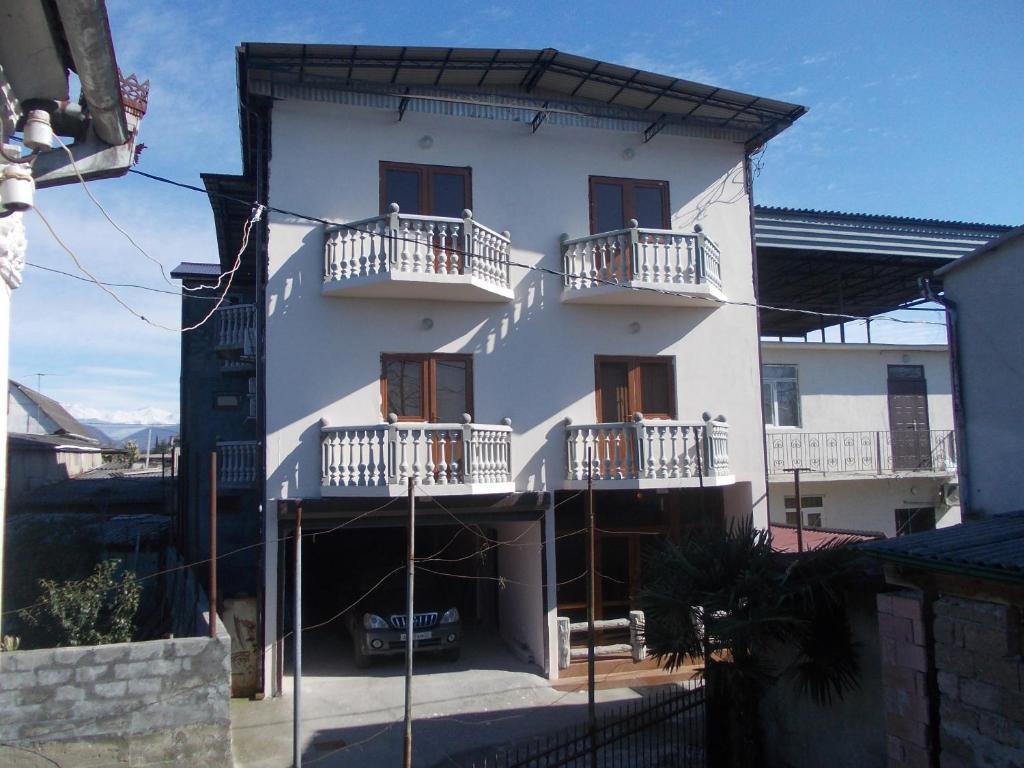 Гостевой дом На Красномаякской 6б, Сухум, Абхазия