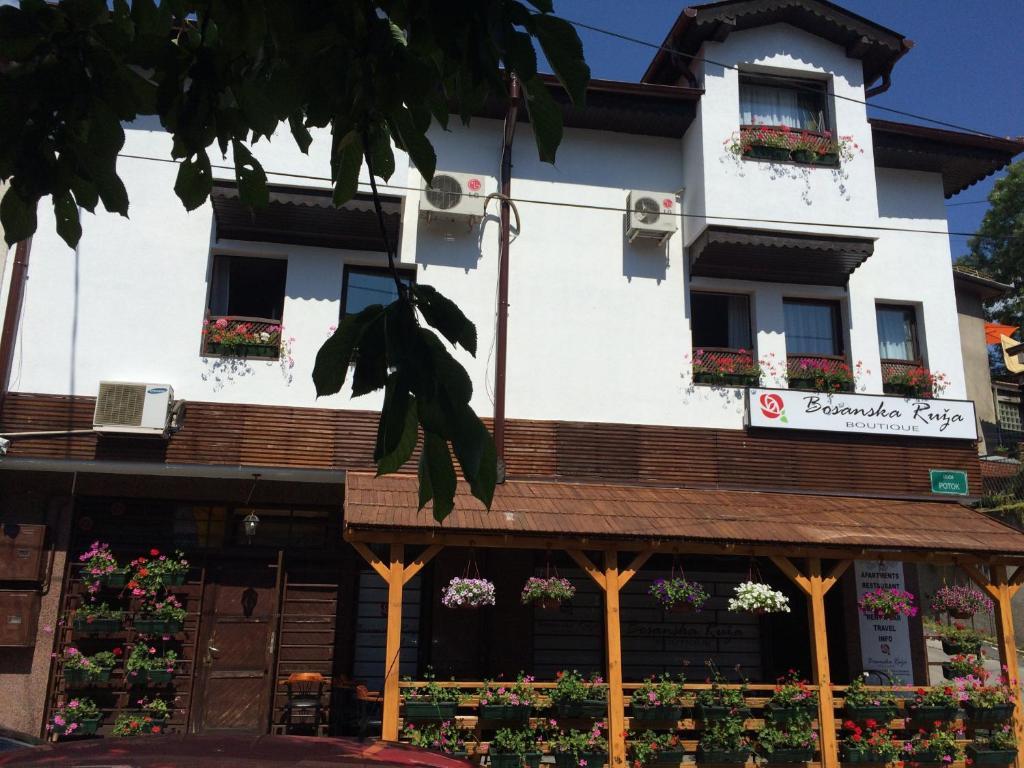 Boutique Bosanska Ruza, Сараево, Босния и Герцеговина