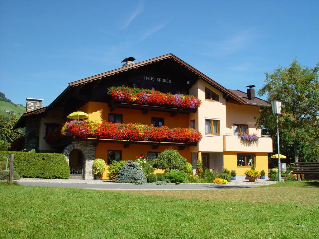 Pension Sporer, Альпбах, Австрия