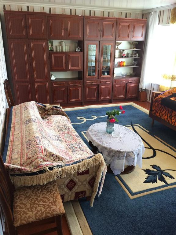 Загородный отель Mustafayevs