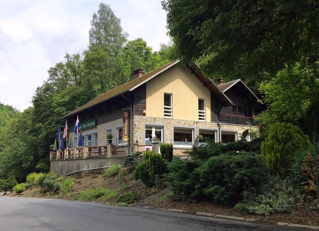Chalet Des Grottes, Динан, Бельгия