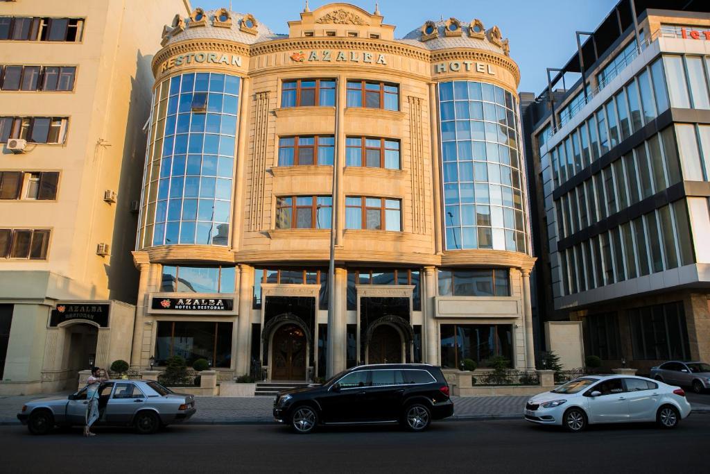 Отель Azalea Baku, Баку, Азербайджан