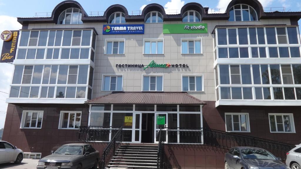 Отель Алиса, Рубцовск