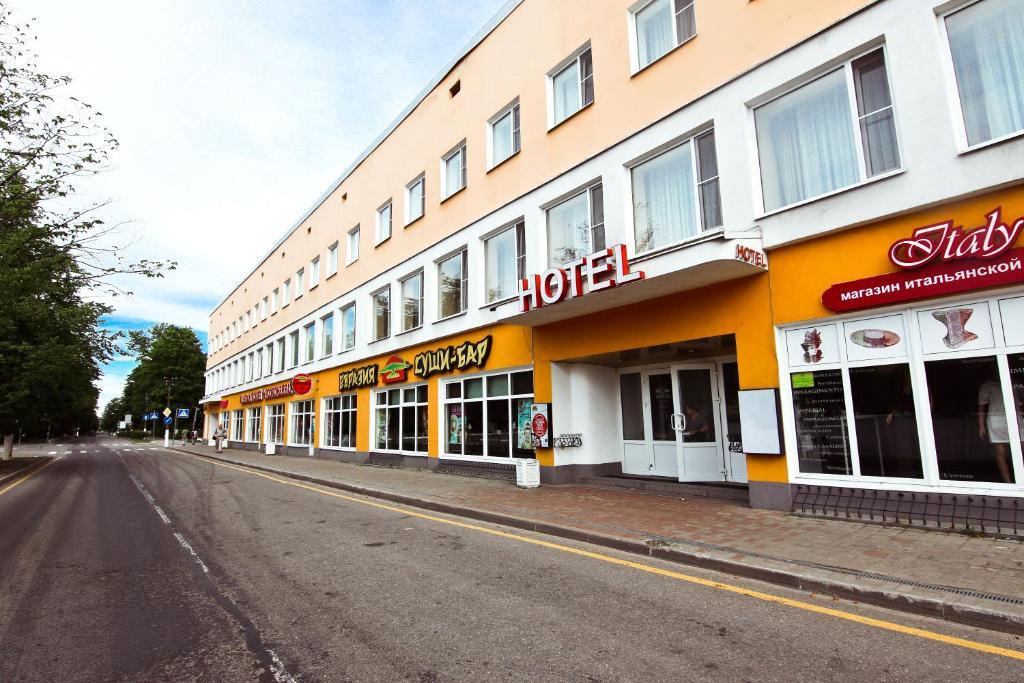 Гостиница Корела, Приозерск