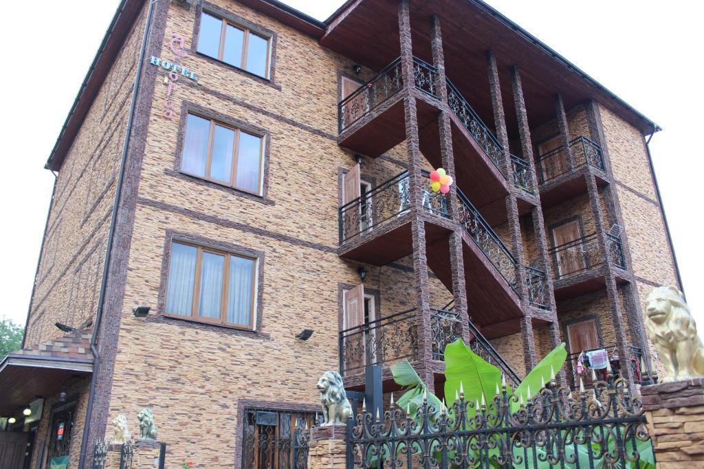 Отель Astoria, Новый Афон, Абхазия