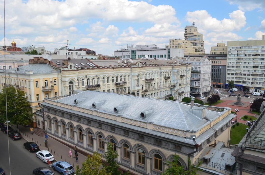 Апартаменты Чапаев, Киев, Украина