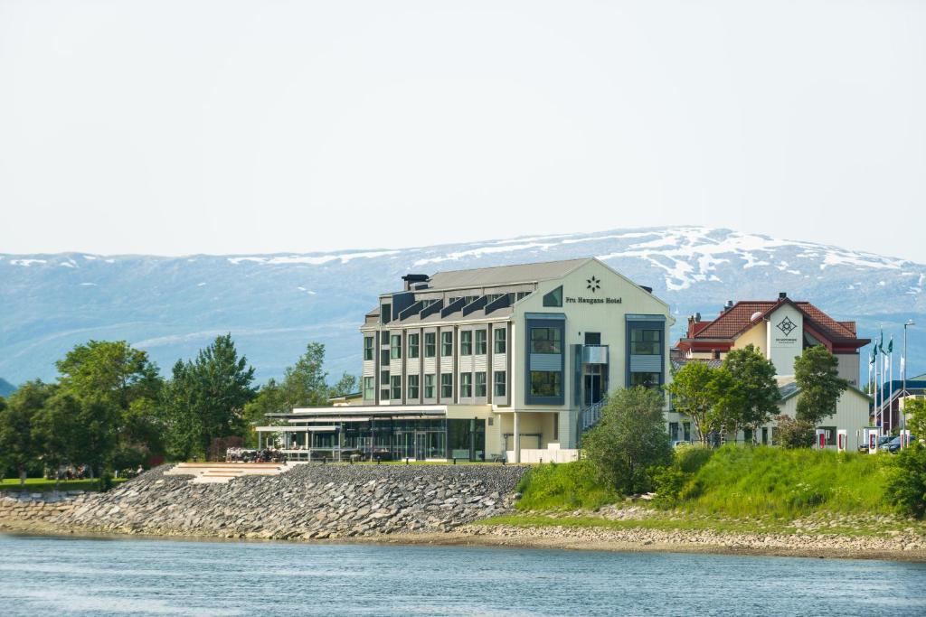Fru Haugans Hotel, Мушёэн, Норвегия