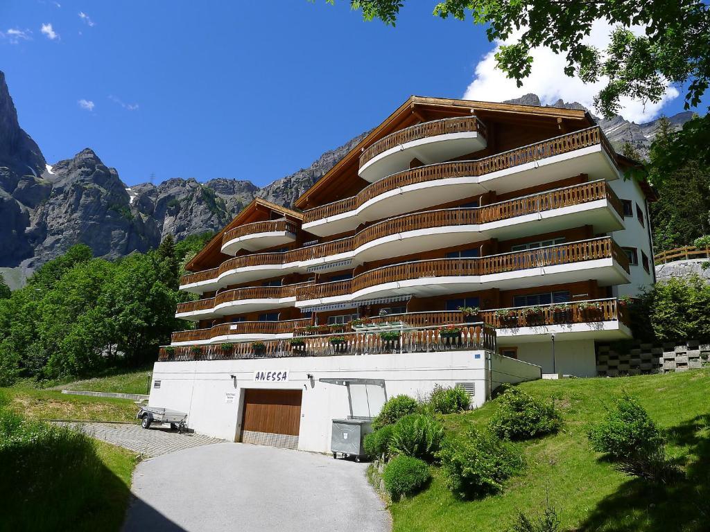 Apartment Annessa, Лойкербад, Швейцария