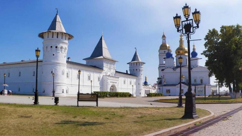 Отель Гостиный двор, Тобольск