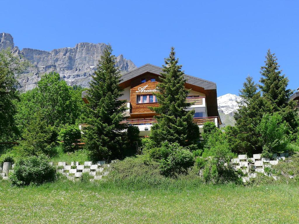 Villa Arcadia, Лойкербад, Швейцария