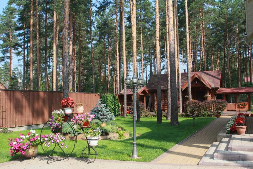Гостевой дом на Чапаева, Вырица