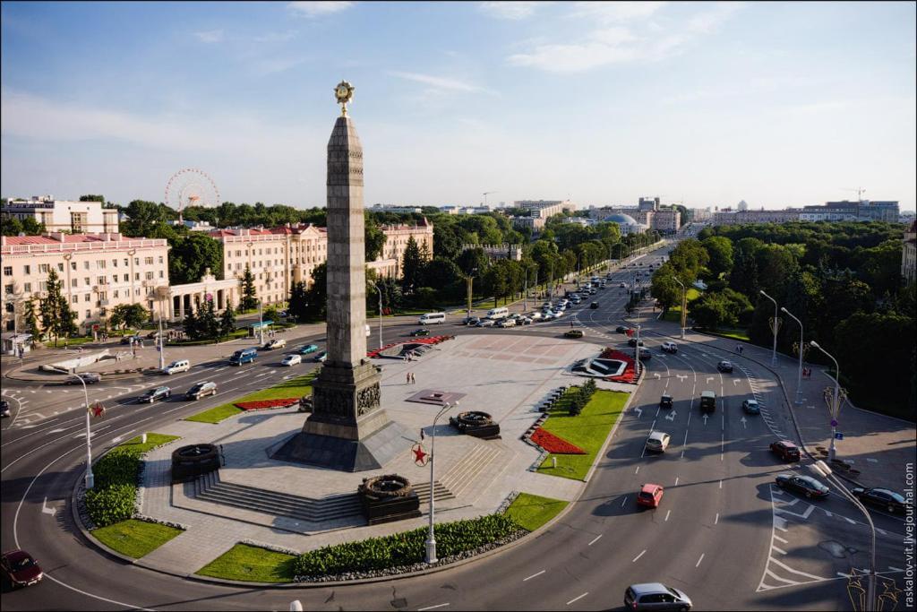 Апартаменты АБB, Минск, Беларусь