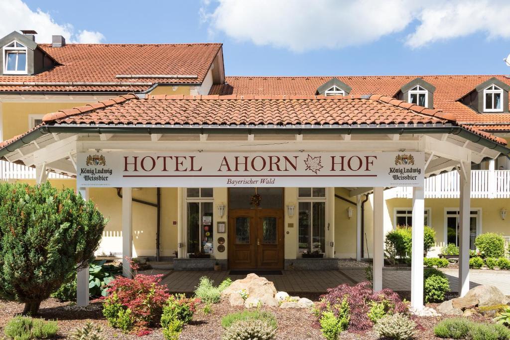 Hotel Ahornhof Lindberg Bewertungen