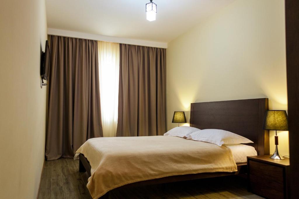 Курортный отель Crystal Hill