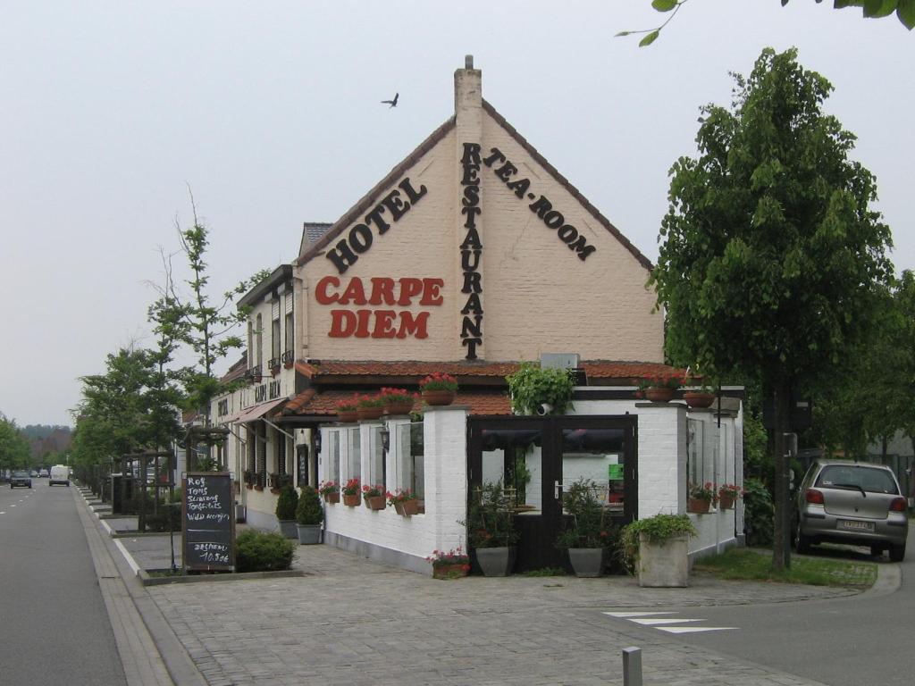 Hotel Carpe Diem, Яббеке, Бельгия