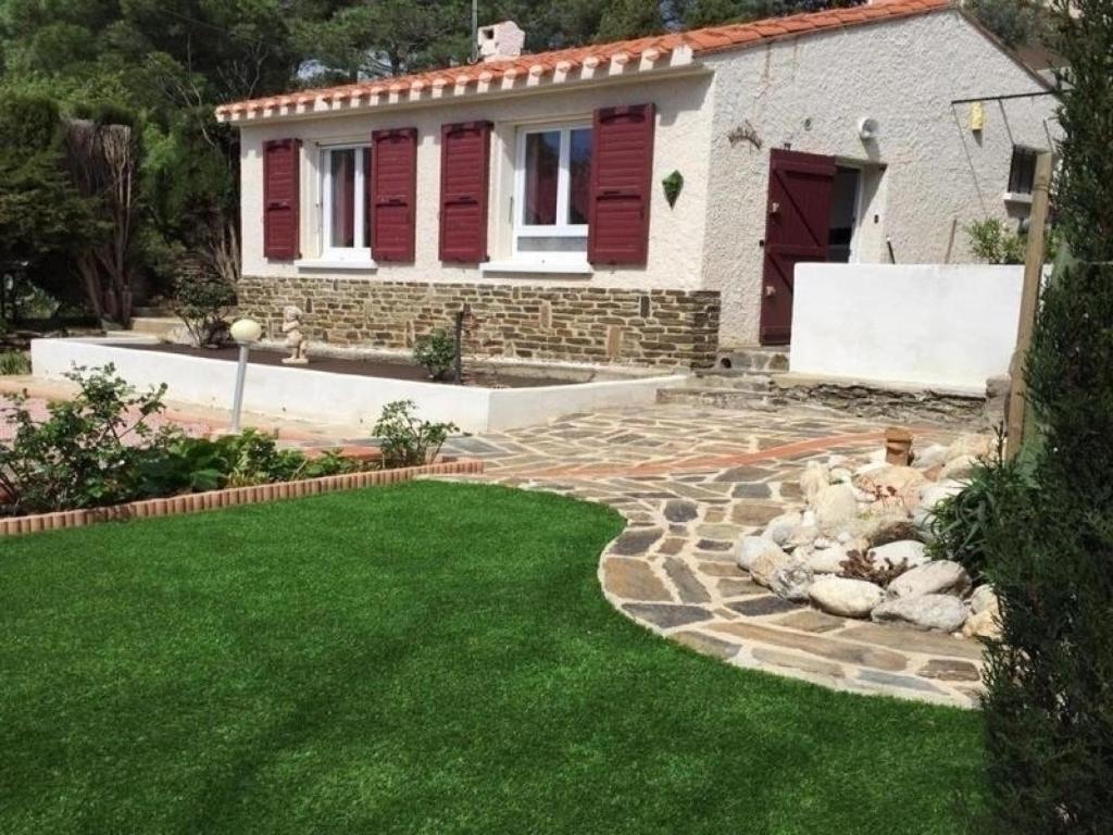 Rental apartment charmante maison avec jardin port - Maison de retraite la castellane port vendres ...