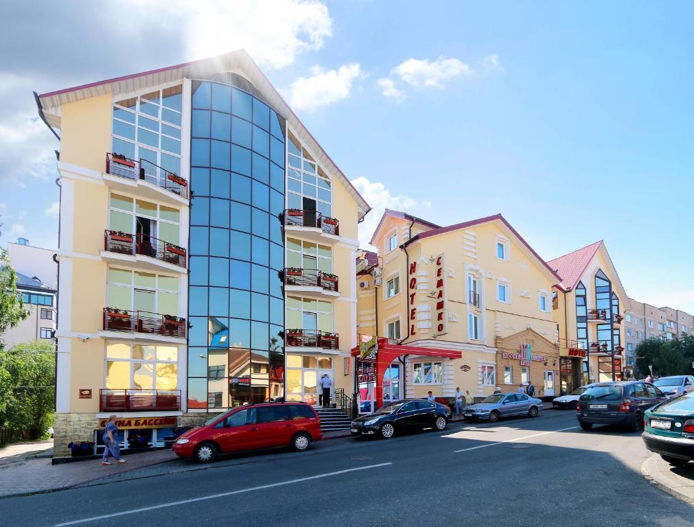 Отель Семашко, Гродно, Беларусь