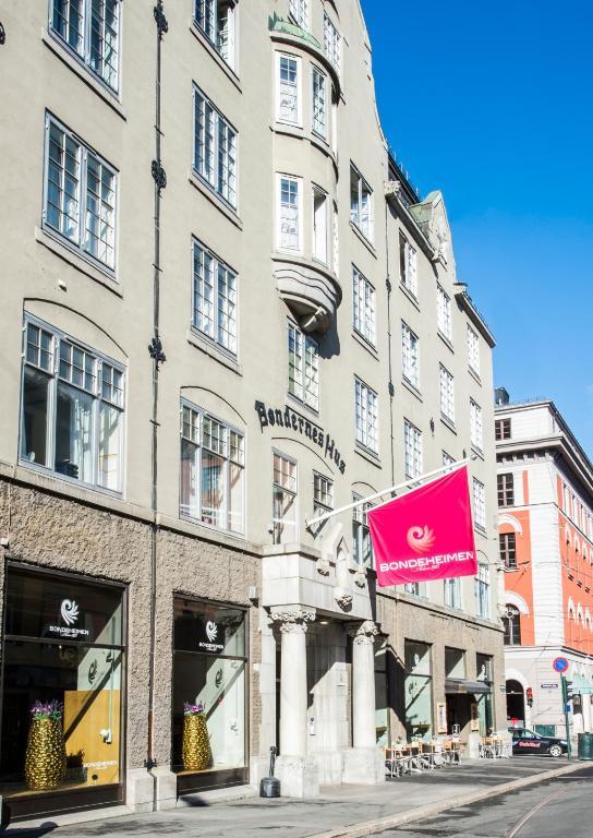 Hotell Bondeheimen, Осло, Норвегия