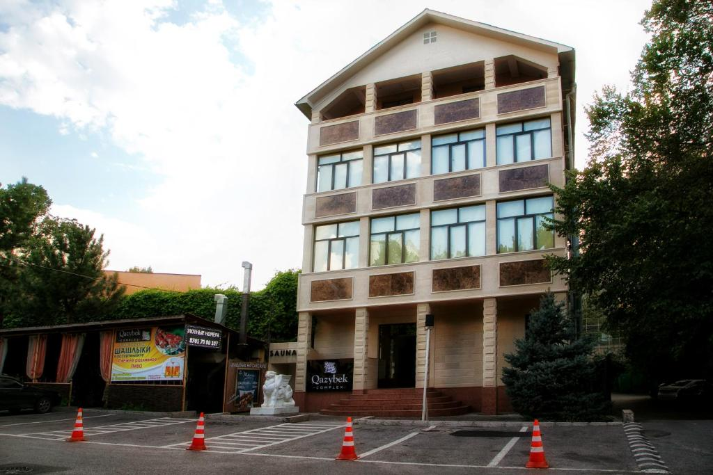 Отель Казыбек, Алматы, Казахстан