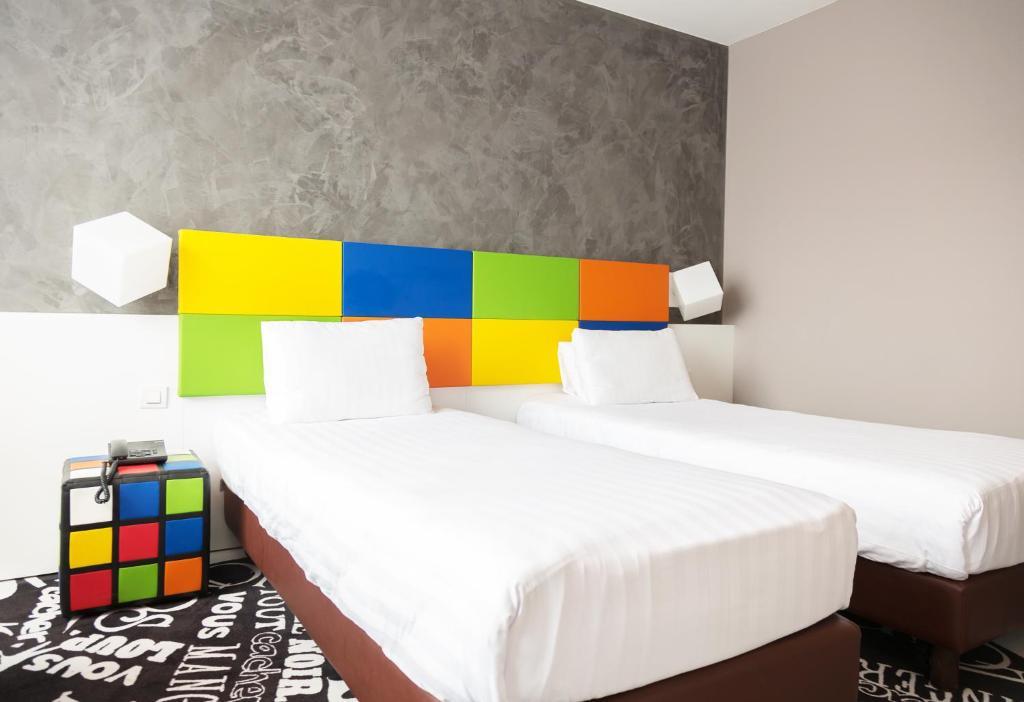 Hotel Tristar, Шарлеруа, Бельгия