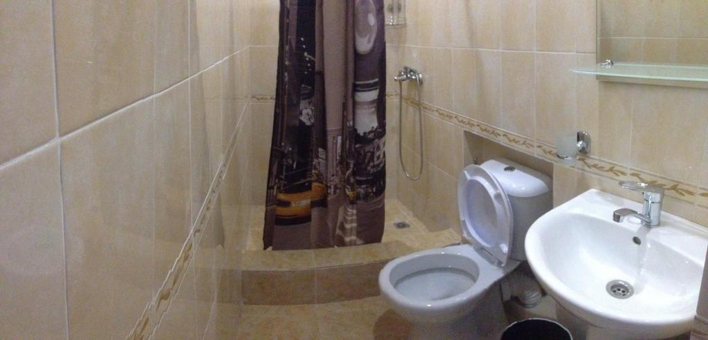 Гостевой дом На Абазинской