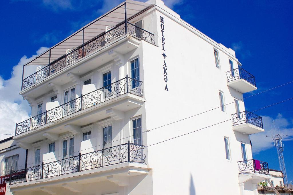 Отель Акуа, Сухум, Абхазия