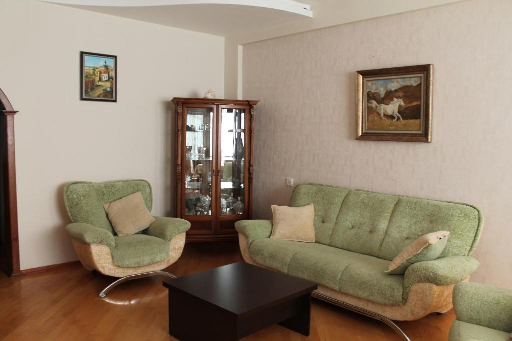 Апартаменты На улице Ага Нейматулла, Баку, Азербайджан