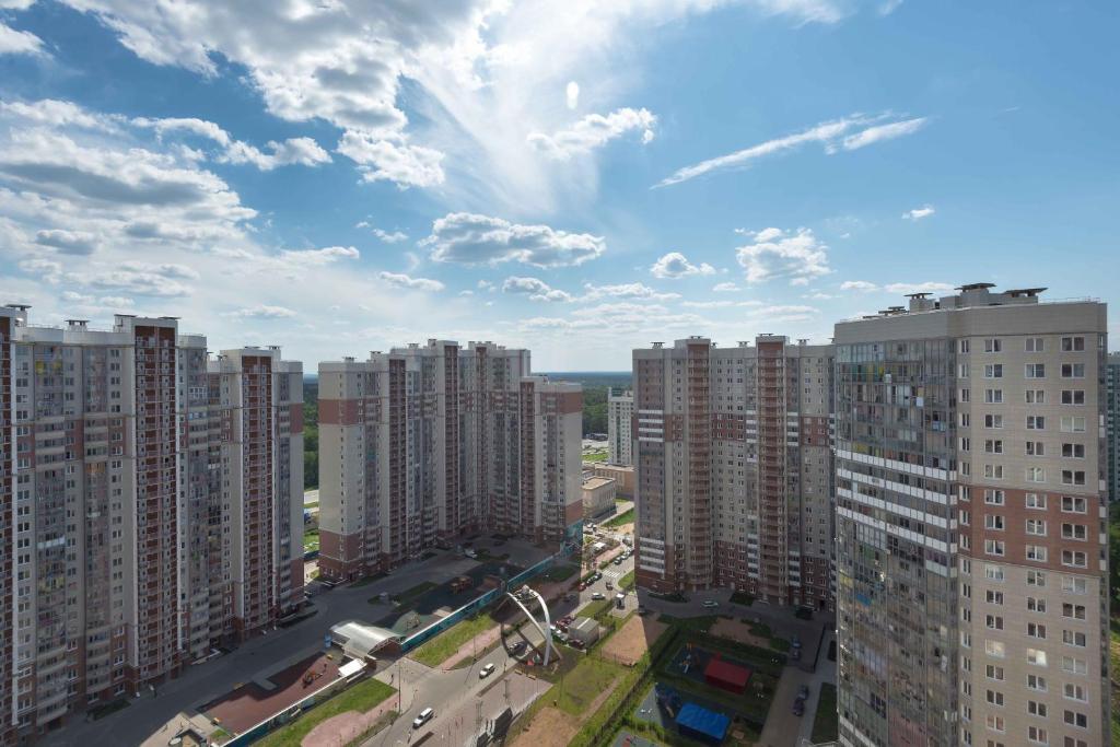 Апартаменты Изумрудные холмы, Красногорск