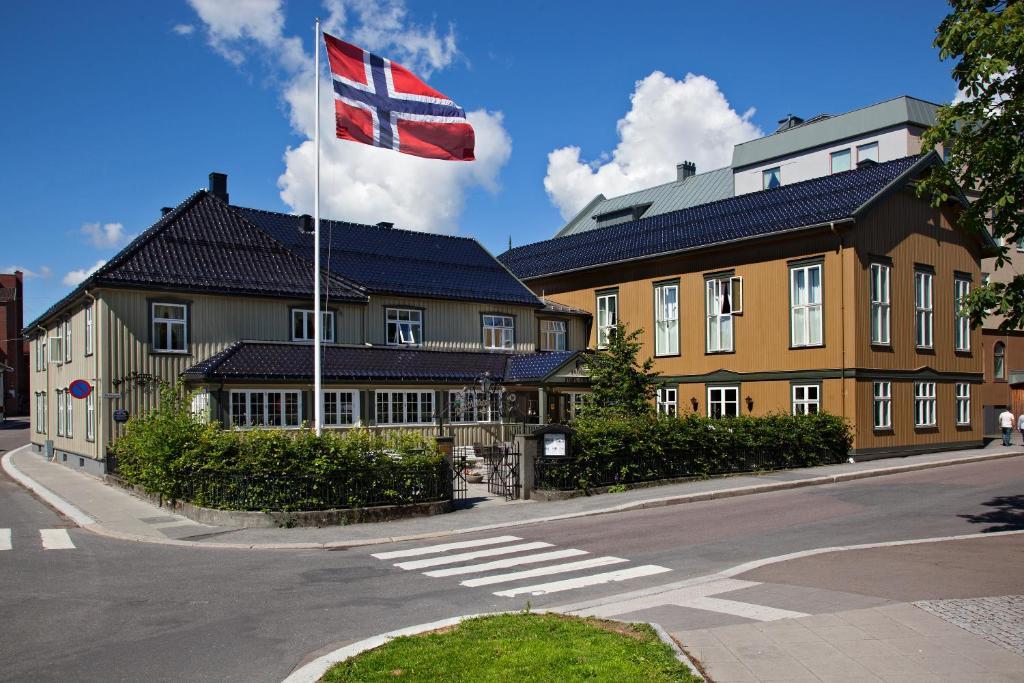 Hotel Kong Carl, Сандефьорд, Норвегия