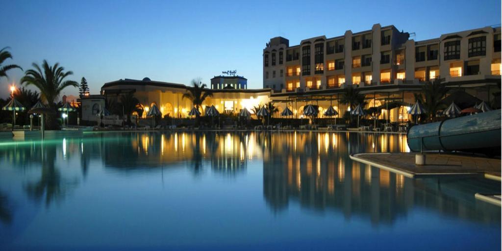 Курортный отель Soviva Resort, Порт Эль-Кантауи