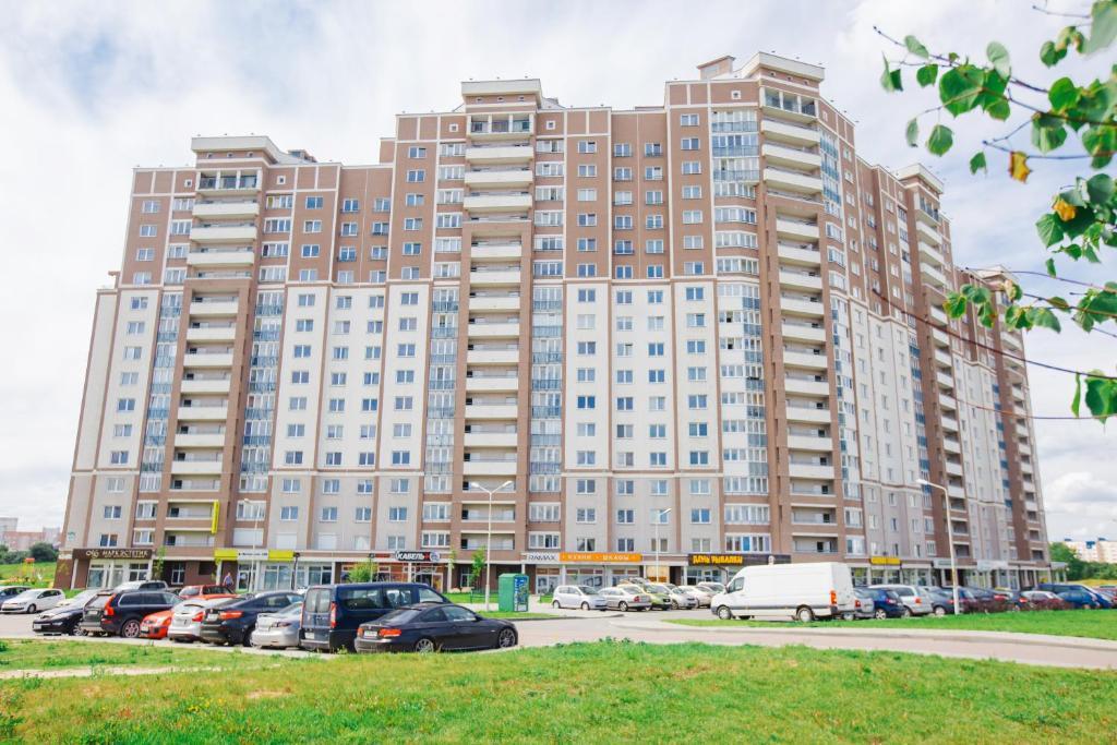Апартаменты на Притыцкого 105, Минск, Беларусь