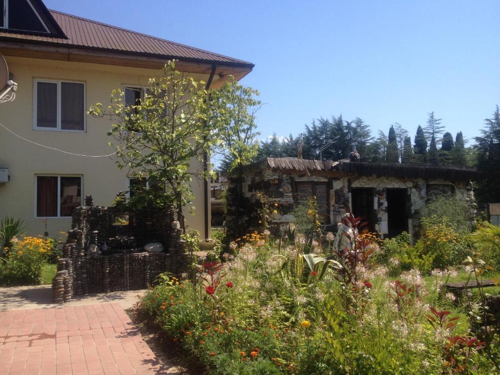 Загородный отель Чедия, Гудаута, Абхазия