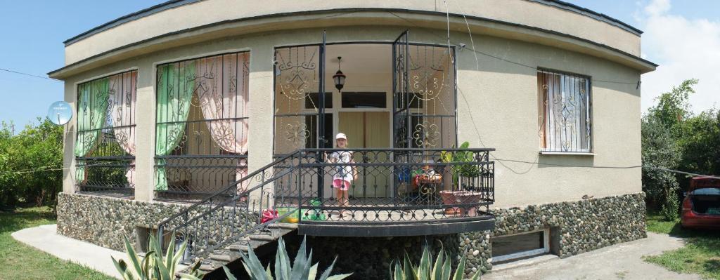 Гостевой дом Лукоморье, Пицунда, Абхазия