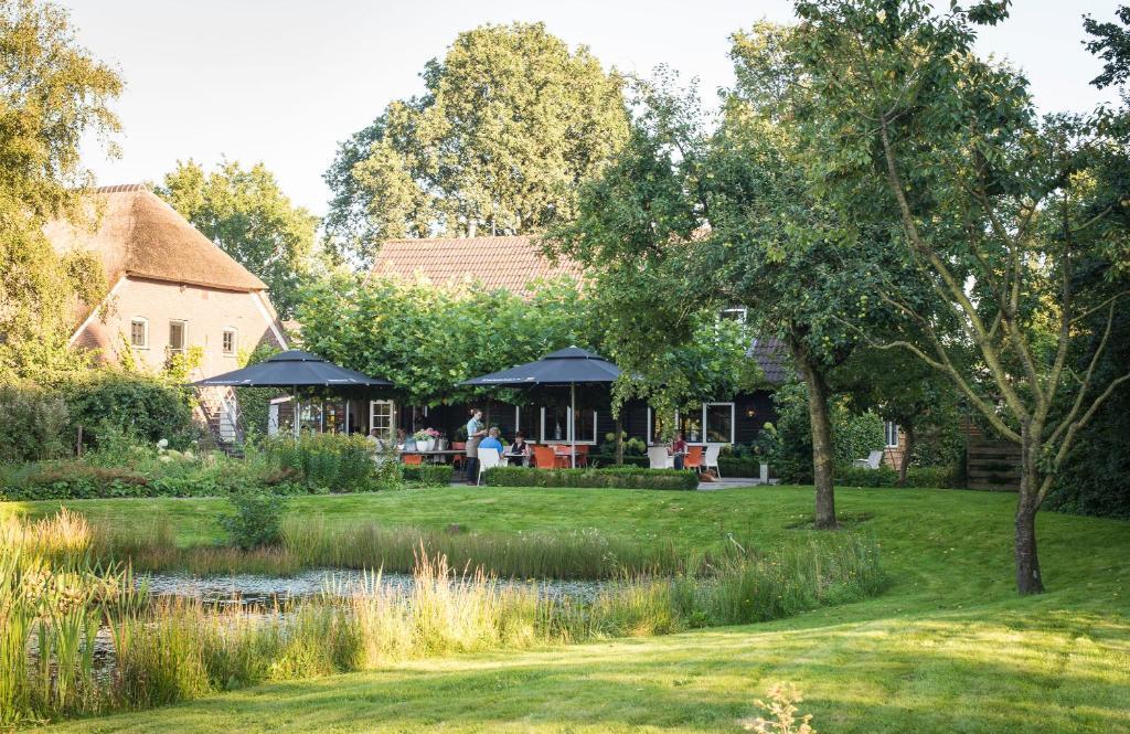 Hotel de Loohoeve, Гронинген, Нидерланды