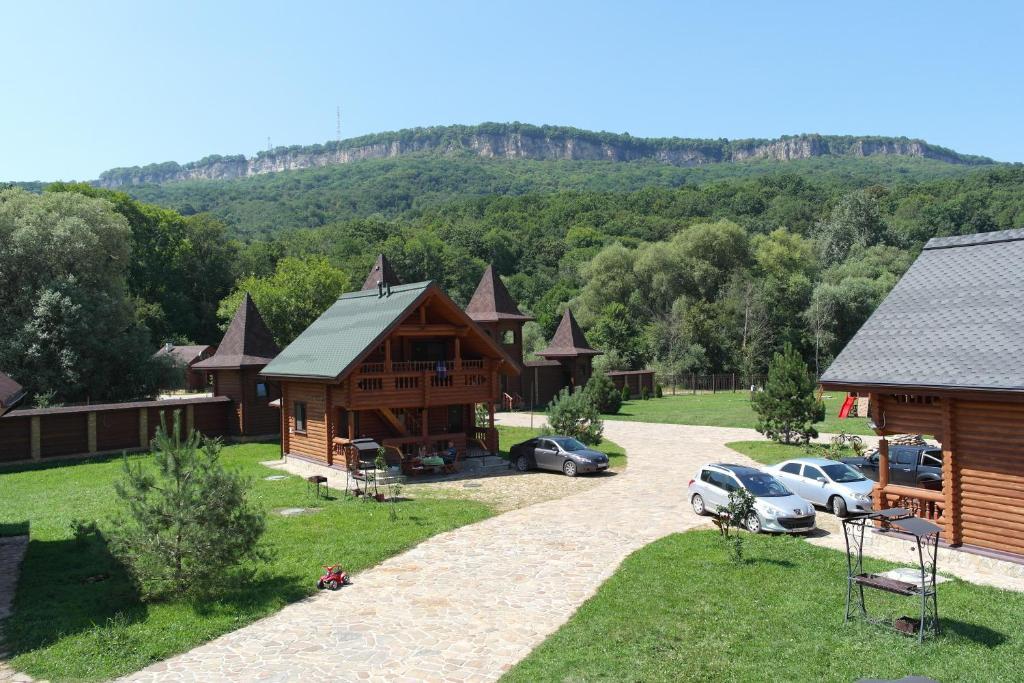 Отель Белая река, Даховская