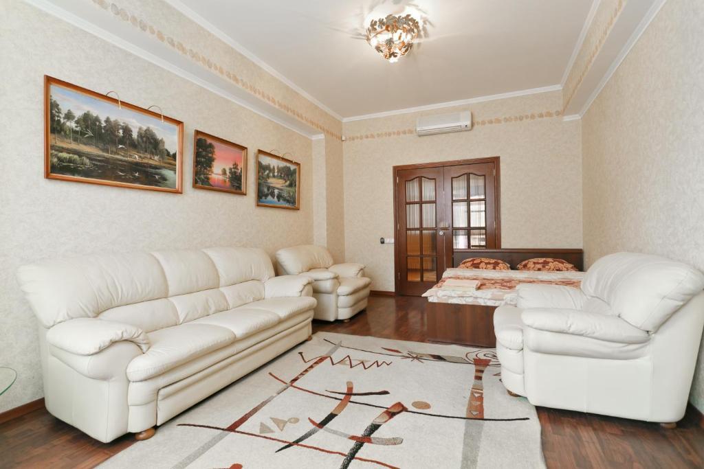 Апартаменты Аренда на Ульяновской 32, Минск, Беларусь