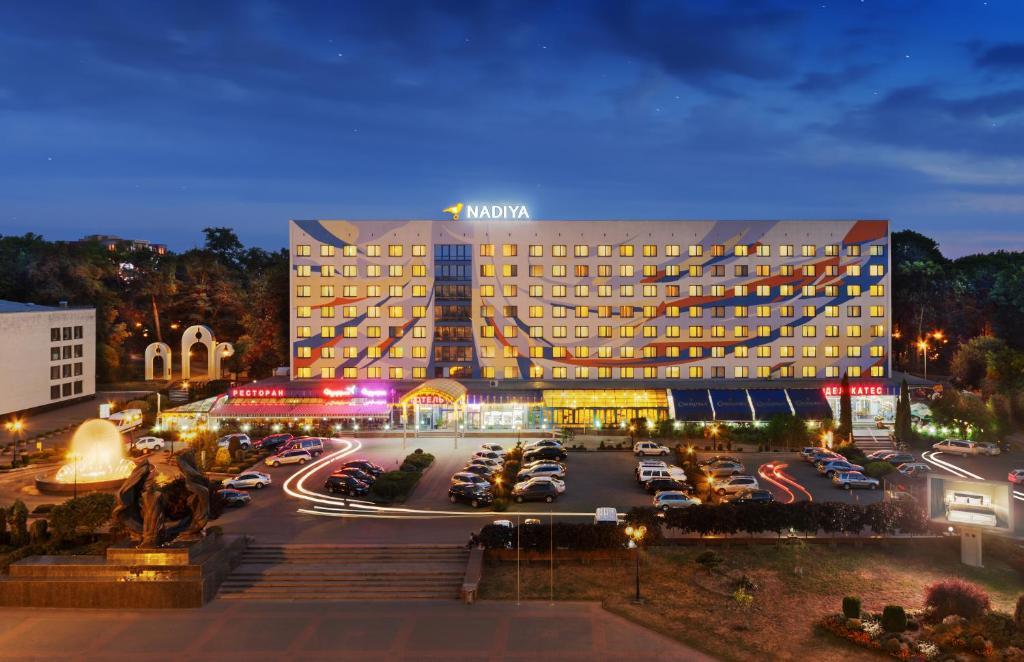 Отель Надия, Ивано-Франковск, Украина