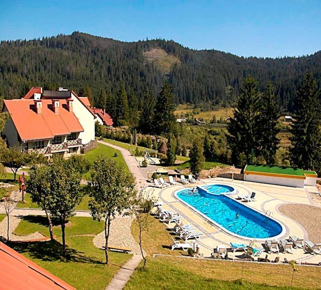 Курортный отель Перлина Карпат, Славское, Украина