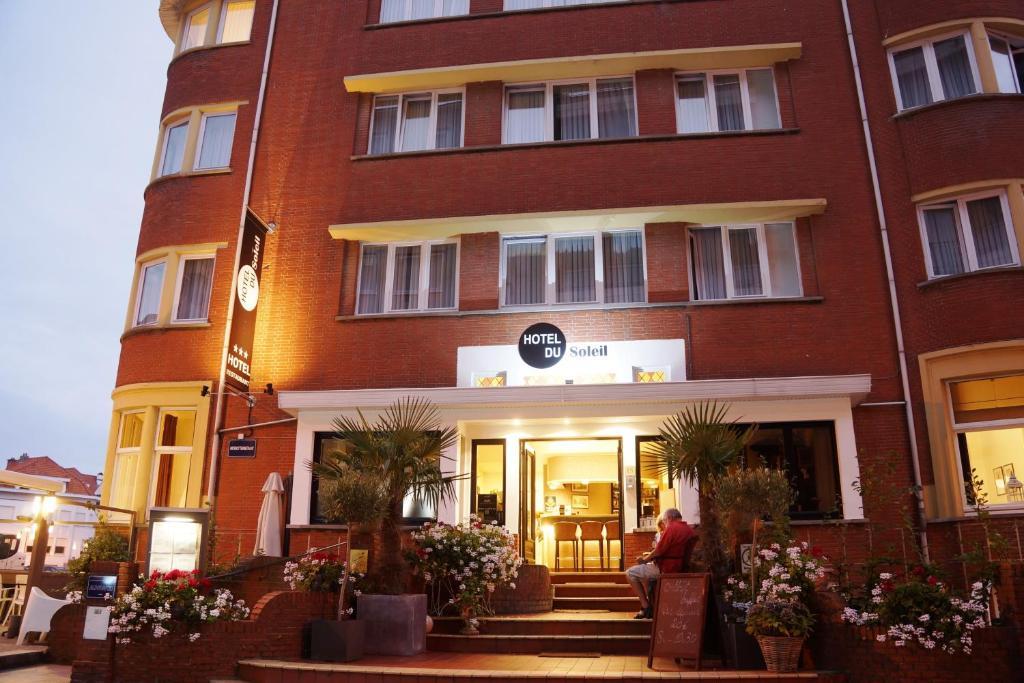 Hotel Du Soleil, Кнокке-Хейст, Бельгия