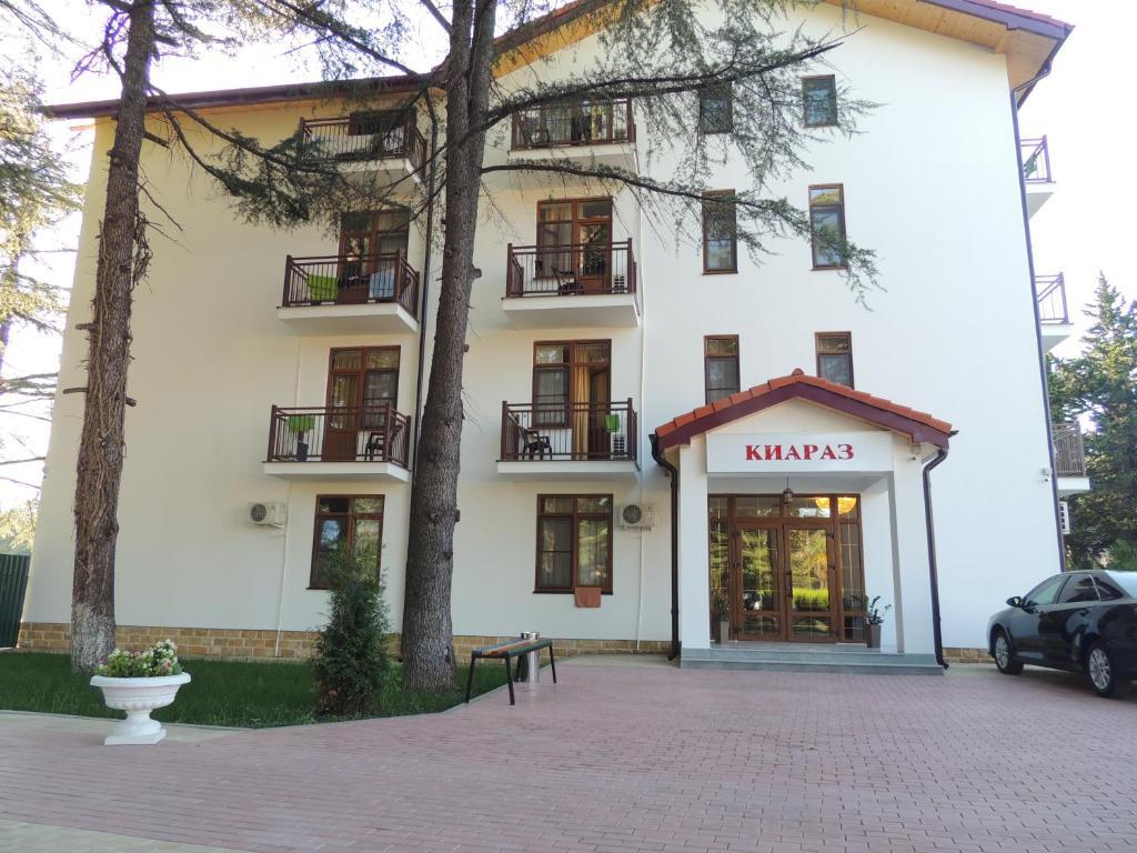 Отель Киараз Старт, Пицунда, Абхазия