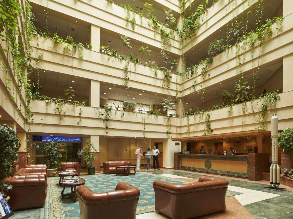 Отель Протон, Москва