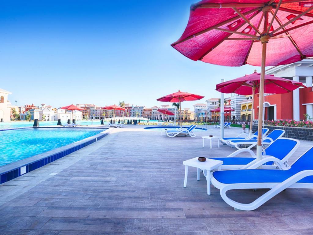 غرف Porto Sharm El Sheikh Resort، شرم الشيخ (مصر)
