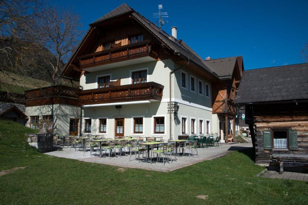 Berggasthof Zierer, Адмонт, Австрия