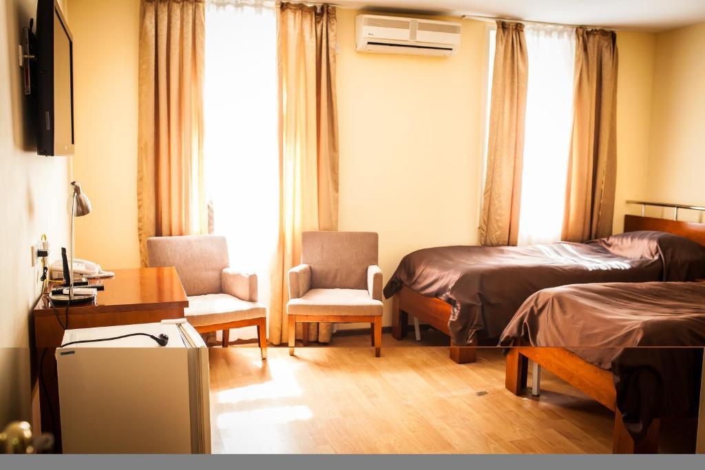 Отель Риверсайд, Атырау, Казахстан