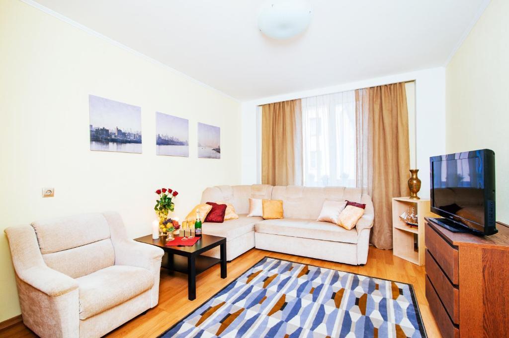 Апартаменты Ленинградская, Минск, Беларусь