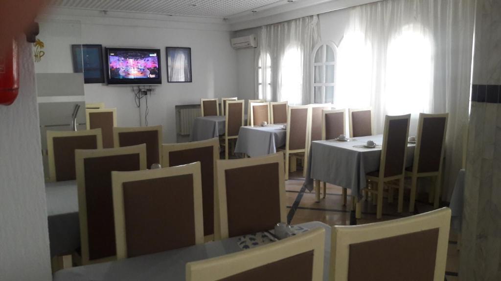 Отель Les Palmiers, Сус