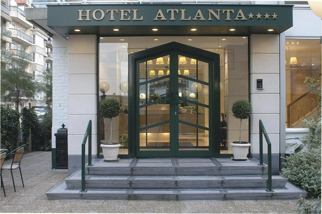 Hotel Atlanta Knokke, Кнокке-Хейст, Бельгия