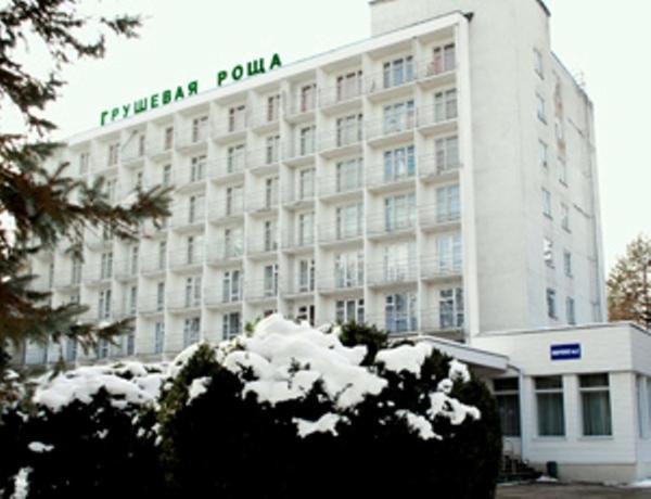 Санаторий Грушевая Роща, Нальчик
